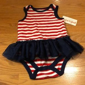 NWT Baby tutu outfit